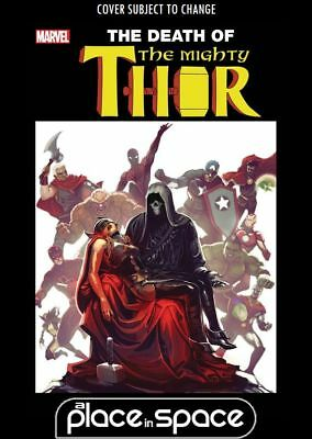 The Mighty Thor, Vol. 2 #700B - 3D Lenticular Variant (Legacy) (Wk42)