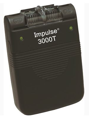 BRAND NEW: Impulse 3000T Analog TENS Unit with Timer - FREE SHIPPING - $23.95
