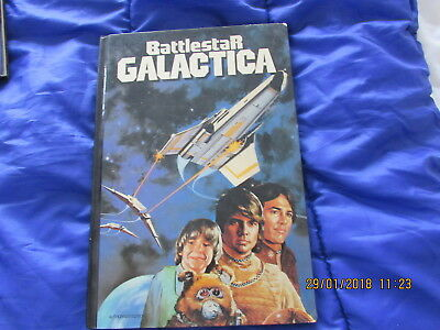 The  Battlestar   Galactica  Annual   1978 Very Good For Age