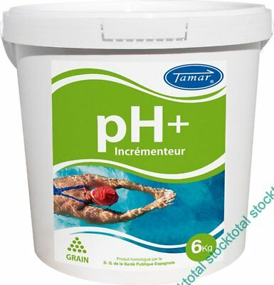 Incrementador Ph Piscina 6 Kg 347215 Jkl