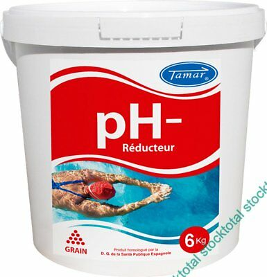 Reductor Ph Piscina 6 Kg 347230 Kkdl