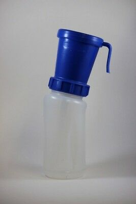 Teat dip cup (BLUE) nipple cleaning and desinfecting (Return cup 300 ml) Cattle