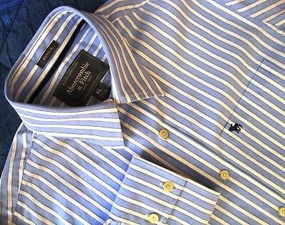 SHIRT camicia  ABERCROMBIE & FITCH (muscle) tg.XL