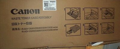 NEW Canon FM4-8400-010 Waste Toner Case Assembly