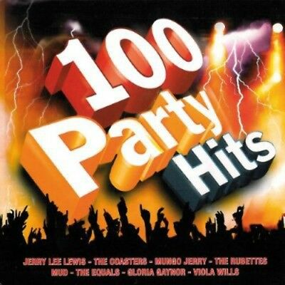 100 Party Hits [New CD] Holland - Import