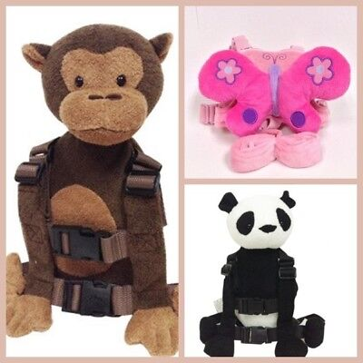 Reigns Cute Animal Baby Child Toddler Walking Safety Harness Backpack Cheap