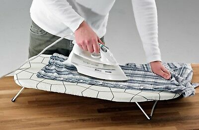 Ikea Mini Table Top Ironing Board with Hook - Clothes, Portable, Bench Top