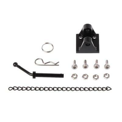 1:10 RC Rock Crawler Metal Tow Shackle Trailer Hook for Axial SCX10 90046 RC4WD