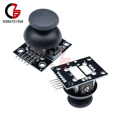 5PCS 5Pin JoyStick Breakout Module Shield PS2 Joystick Game Controller top