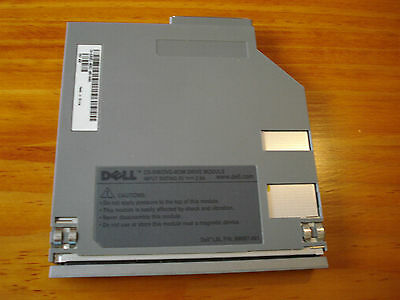 DELL  Laptop Swapable CD-RW/DVD-ROM  Drive