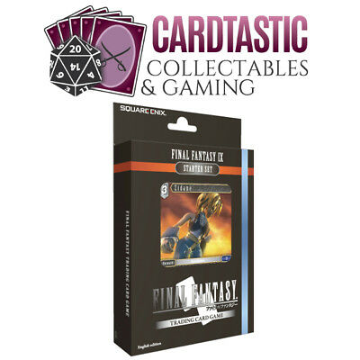 Final Fantasy TCG Starter Set IX