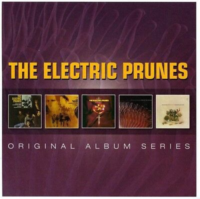 The Electric Prunes - Original Album Series [New CD]