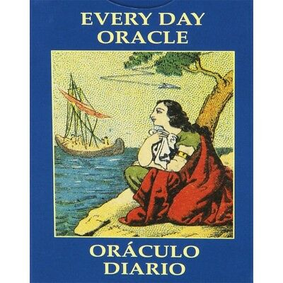 Every Day Oracle : A 52 Card by Antonella Castelli - Brand New