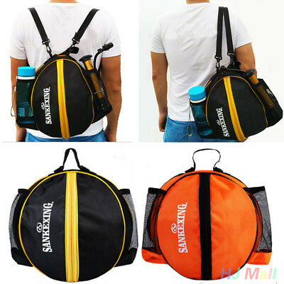 Outdoor Shoulder Soccer Ball Bags Nylon Sporting Volleyball Basketball Bag