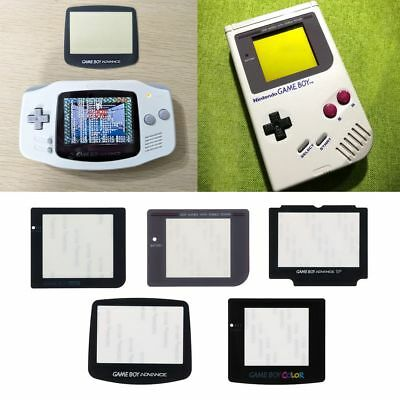 Replacement Protective Screen Len For Game Boy Original Color Pocket Advance SP
