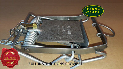 FENN traps Genuine FENN Mark4 Mark6 rat squirrel fen rabbit + get 5% OFF