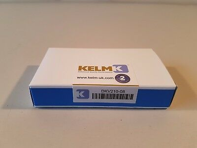 "KELM Solenoid 5/2 Way Valves 1/4"" BSPP - DKV210-08"