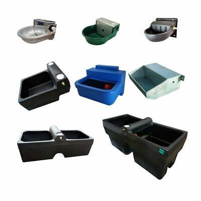 Water Troughs, Drinking Bowls and Drinkers for Horse, Cattle,Sheep/Small Animals