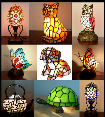 Tiffany style lights handcrafted figurine tiffany table lamps tiffany style lights handcrafted figurine tiffany table lamps mozeypictures Image collections