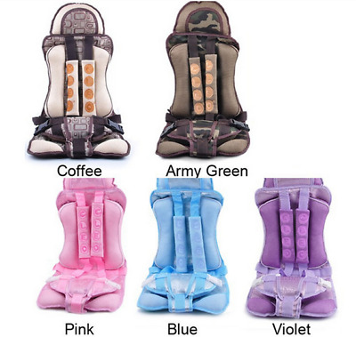 Safety Infant Child Baby Car Seat Toddler Carrier Cushion 9 Months - 9 Years