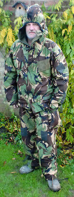 1x Large Camo Jacket & Trousers Camouflage Clothing - Camo Suit Camou Suits