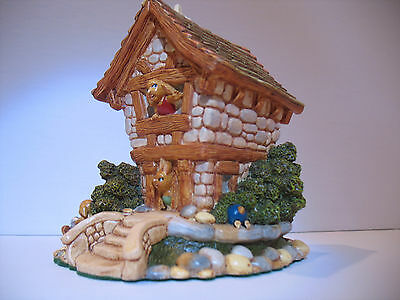 NEW Pendelfin The Large House figurine w/ Box