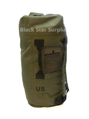 Us Military Sea Bag Duffle Od Green Army
