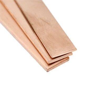 T2 Copper Bar Plate Flat Mill Stock Sheet Metal 99.95% For Wires Cables Brushes