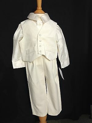 BNWT Boys Occasional 3 Piece Suit By Little Darlings (3 Mth) ***SALE***