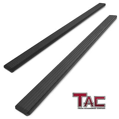 """5"""" i4 Running Board for 2005-2019 Toyota Tacoma Double Cab Side Step Nerf Bar"""