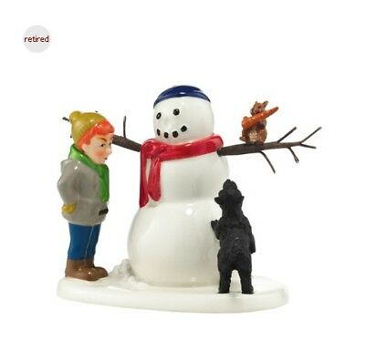 Department 56 The Original Snow Village Return Nose and No One Gets Hurt 4044864