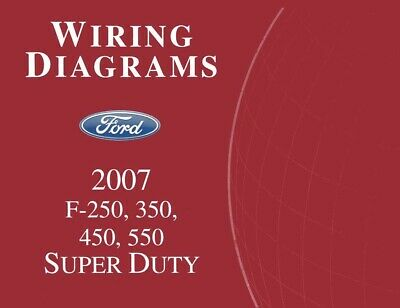 Wiring Diagram For F Super Duty on