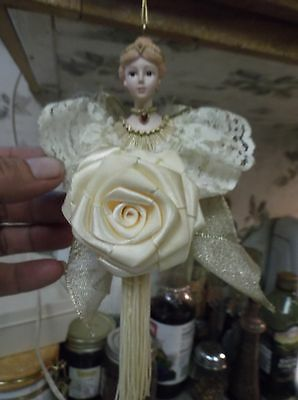 Victorian ladies  Christmas Ornament  by Avons