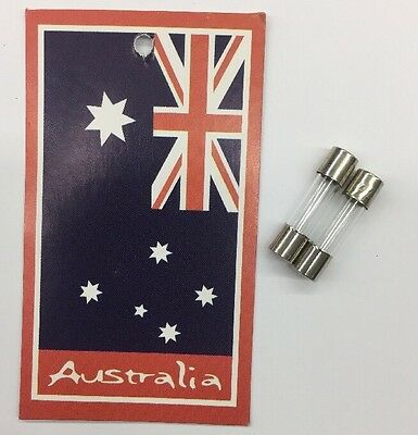 2x Glass Fuse Size 5x20mm F3AL250V Oz Stock Free Shipping