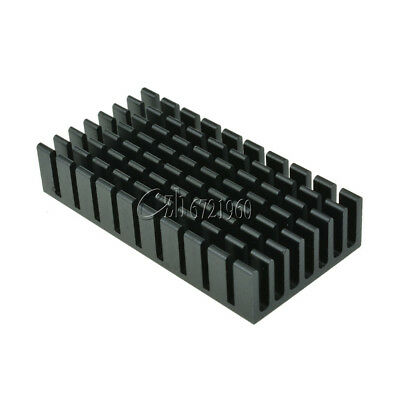 2Pcs Heatsink 50x25x10mm Good Quality Heat Sink for PCB Device LM2596 2577 2587