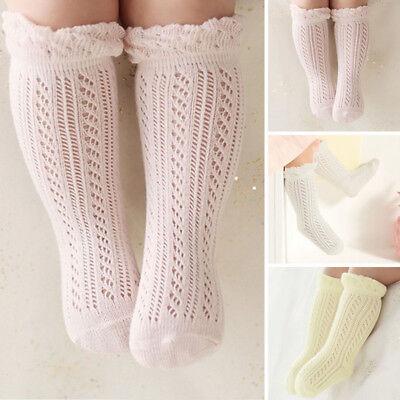 High Knee Baby Infant Socks Boy Accessories Newborn 0-4y Stockings Sweet Tights