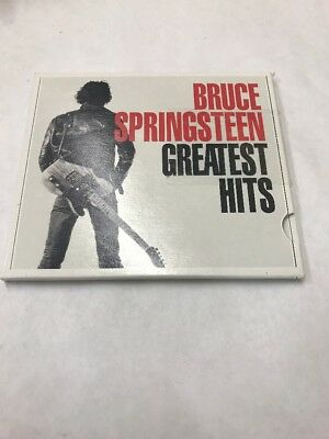 Bruce Springsteen Greatest Hits (CD, Feb-1995, Columbia USA)