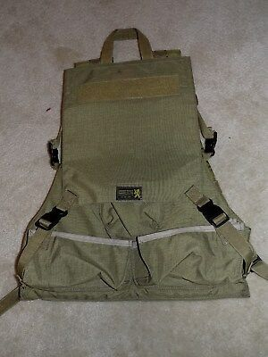 LBT 2331-A Folding Entry Tool Backpack Navy SEAL Missing waist strap