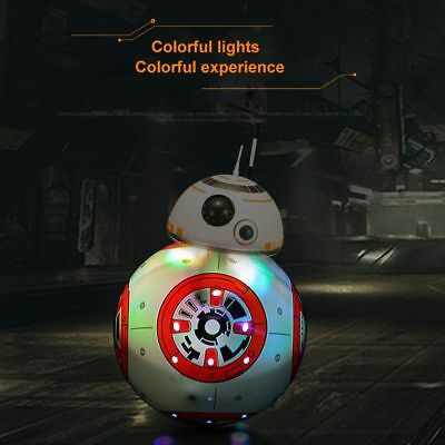 Star Wars BB-8 2.4G RC Smart Robot Rmote Control W/Sound Toy Intelligent Ball AU