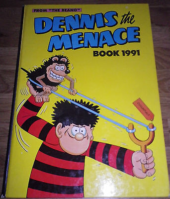 The Dennis the Menace Book 1991