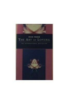 The Art of Loving by Fromm, Erich Paperback Book The Cheap Fast Free Post