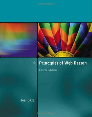 Principles of Web Design, Fourth Edition by Joel Sklar Spiral bound Book The
