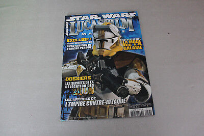 Star Wars Lucasfilm Magazine n°57