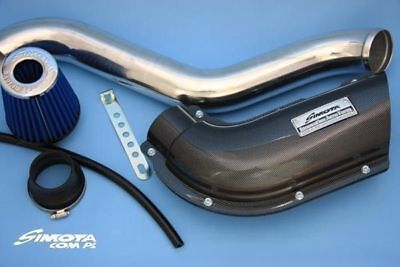 IT TOP COLD AIR SIMOTA CARBON AERO FORM SM-PT-008 HONDA PRELUDE 97-99 2.0i