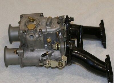 Rebuilt Weber 40 DCOE  Carb BL BMC Mini Sprite Morris Minor for 1275 engines