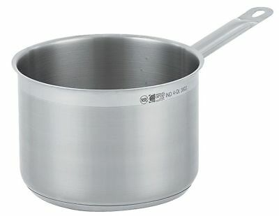 Vollrath Stainless Steel Sauce Pan; Capacity (Qt.): 2-3/4 - 3802