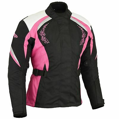 Valentines Gift For Women Ladies Motorbike Motorcycle Waterproof Armours Jacket