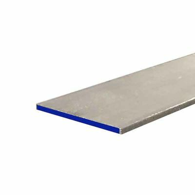 "304 Stainless Steel Flat Bar, 1/4"" x 4"" x 12"""