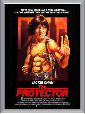 Jackie Chan The Protector A1 To A4 Size Poster Prints