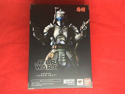 Meishou MOVIE REALIZATION Samurai Ronin Jango Fett Star Wars Bandai Japan